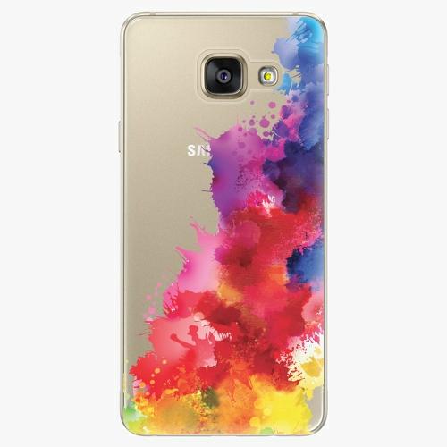 Silikonové pouzdro iSaprio - Color Splash 01 na mobil Samsung Galaxy A5 2016