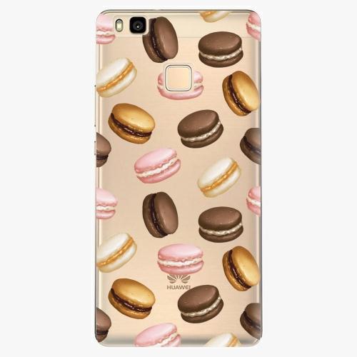 Silikonové pouzdro iSaprio - Macaron Pattern na mobil Huawei P9 Lite