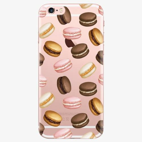 Silikonové pouzdro iSaprio - Macaron Pattern na mobil Apple iPhone 7