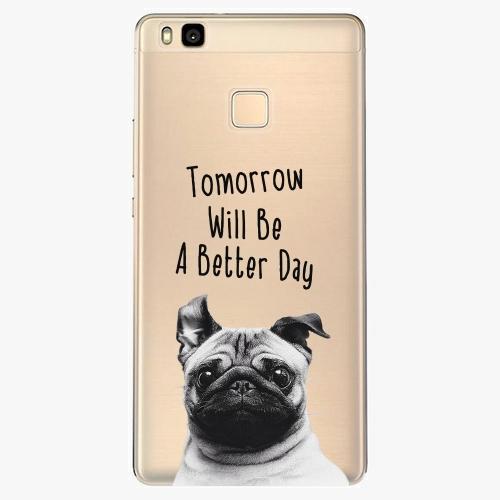 Silikonové pouzdro iSaprio - Better Day 01 na mobil Huawei P9 Lite