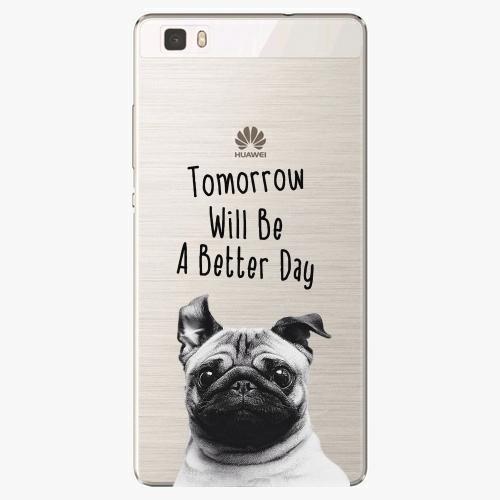 Silikonové pouzdro iSaprio - Better Day 01 na mobil Huawei P8 Lite