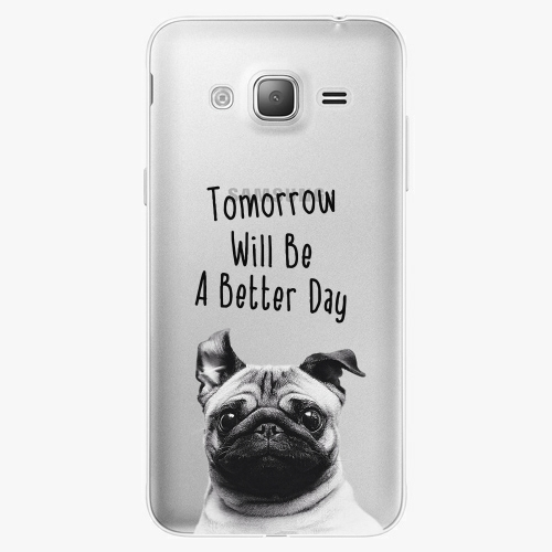 Silikonové pouzdro iSaprio - Better Day 01 na mobil Samsung Galaxy J3 2016