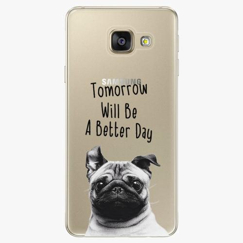 Silikonové pouzdro iSaprio - Better Day 01 na mobil Samsung Galaxy A5 2016