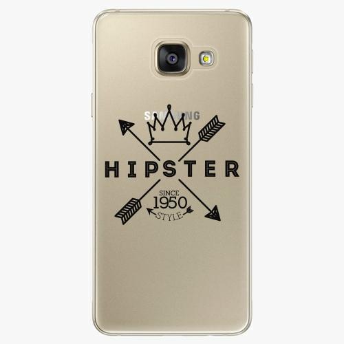 Silikonové pouzdro iSaprio - Hipster Style 02 na mobil Samsung Galaxy A5 2016