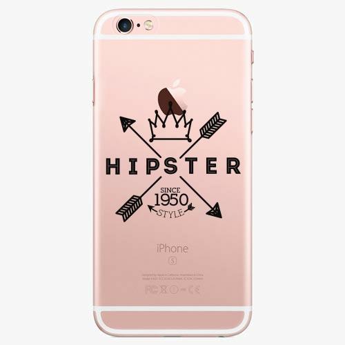 Silikonové pouzdro iSaprio - Hipster Style 02 na mobil Apple iPhone 7 Plus