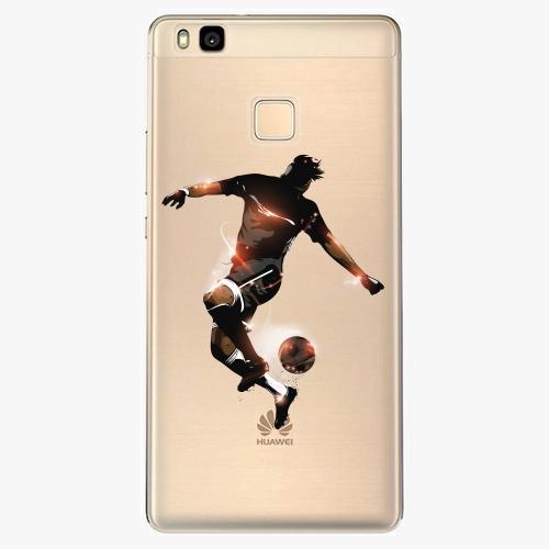 Silikonové pouzdro iSaprio - Fotball 01 na mobil Huawei P9 Lite