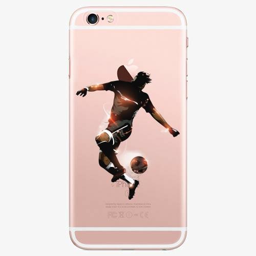 Silikonové pouzdro iSaprio - Fotball 01 na mobil Apple iPhone 7 Plus