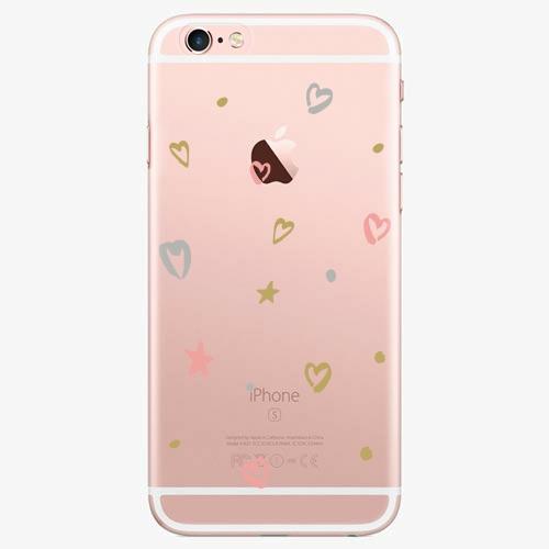 Silikonové pouzdro iSaprio - Lovely Pattern na mobil Apple iPhone 7 Plus