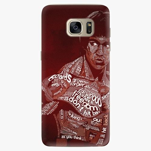 Silikonové pouzdro iSaprio - Bruce Lee na mobil Samsung Galaxy S7 Edge (Silikonový obal, pouzdro, kryt iSaprio s motivem Bruce Lee na mobilní telefon Samsung Galaxy S7 Edge)