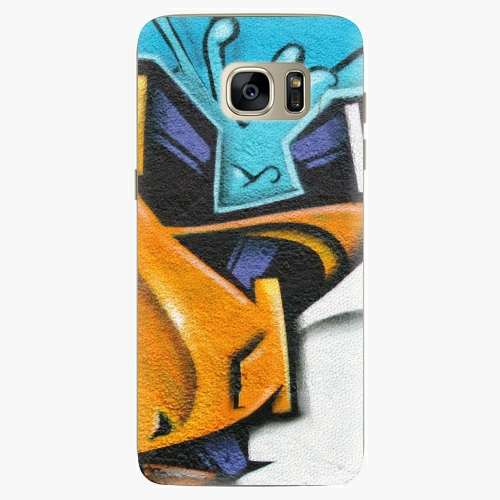 Silikonové pouzdro iSaprio - Graffiti na mobil Samsung Galaxy S7 Edge (Silikonový obal, pouzdro, kryt iSaprio s motivem Graffiti na mobilní telefon Samsung Galaxy S7 Edge)