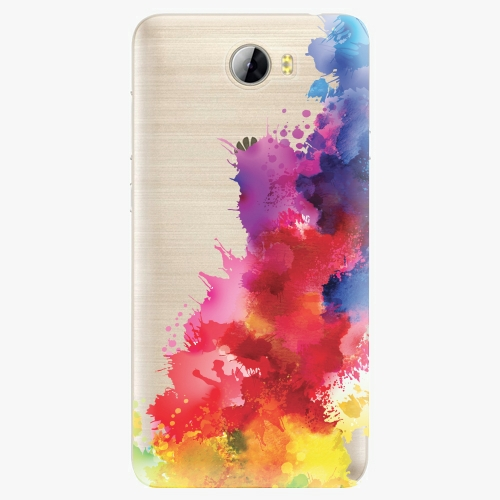 Silikonové pouzdro iSaprio - Color Splash 01 na mobil Huawei Y5 II / Y6 II Compact