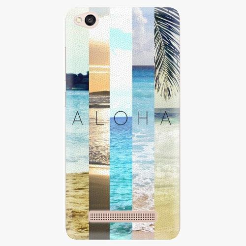 Silikonové pouzdro iSaprio - Aloha 02 na mobil Xiaomi Redmi 4A