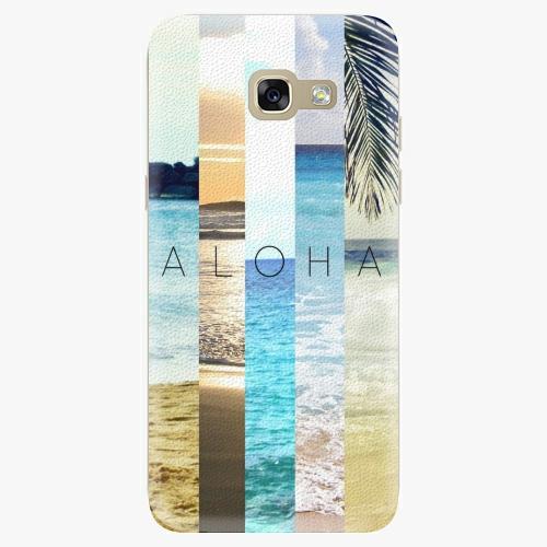 Silikonové pouzdro iSaprio - Aloha 02 na mobil Samsung Galaxy A5 2017