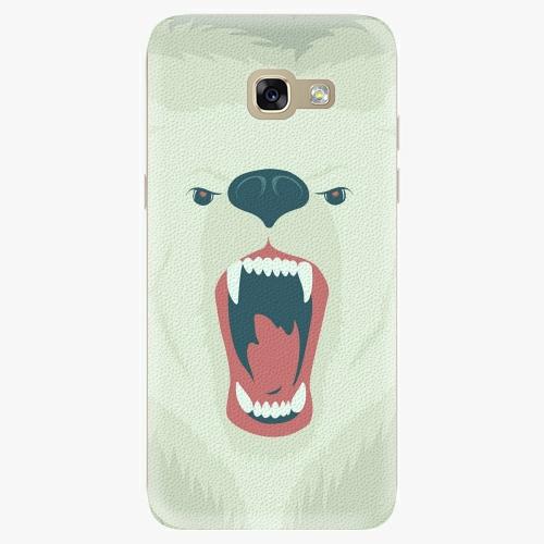 Silikonové pouzdro iSaprio - Angry Bear na mobil Samsung Galaxy A5 2017