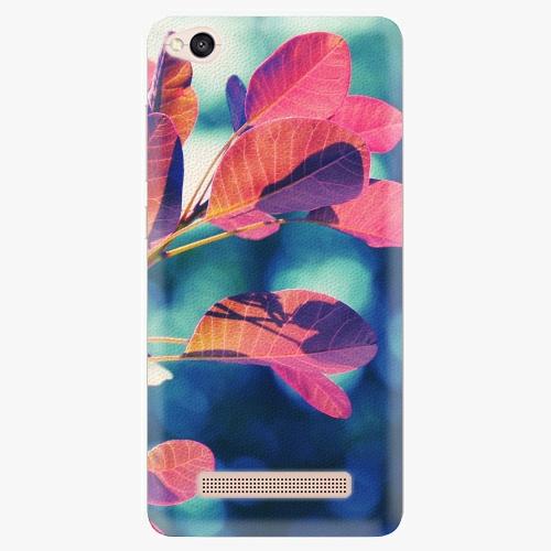 Silikonové pouzdro iSaprio - Autumn 01 na mobil Xiaomi Redmi 4A