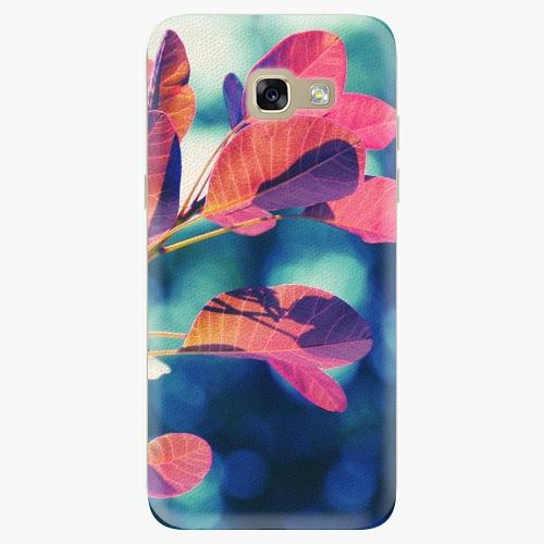 Silikonové pouzdro iSaprio - Autumn 01 na mobil Samsung Galaxy A5 2017