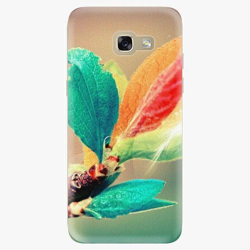 Silikonové pouzdro iSaprio - Autumn 02 na mobil Samsung Galaxy A5 2017
