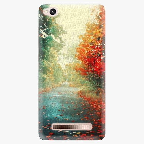 Silikonové pouzdro iSaprio - Autumn 03 na mobil Xiaomi Redmi 4A