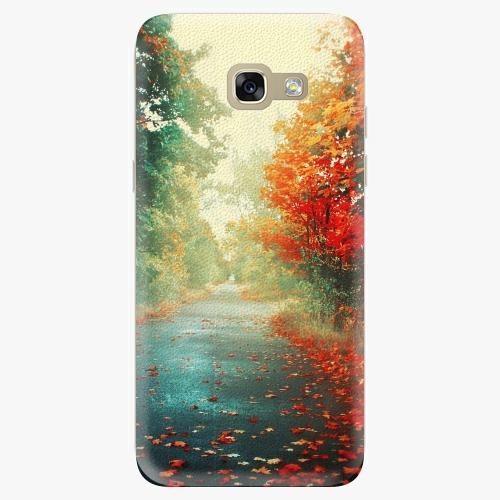 Silikonové pouzdro iSaprio - Autumn 03 na mobil Samsung Galaxy A5 2017