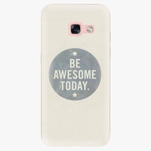 Silikonové pouzdro iSaprio - Awesome 02 na mobil Samsung Galaxy A3 2017