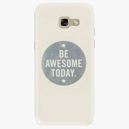 Silikonové pouzdro iSaprio - Awesome 02 na mobil Samsung Galaxy A5 2017