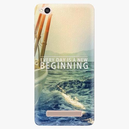 Silikonové pouzdro iSaprio - Beginning na mobil Xiaomi Redmi 4A