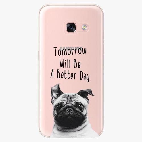 Silikonové pouzdro iSaprio - Better Day 01 na mobil Samsung Galaxy A3 2017