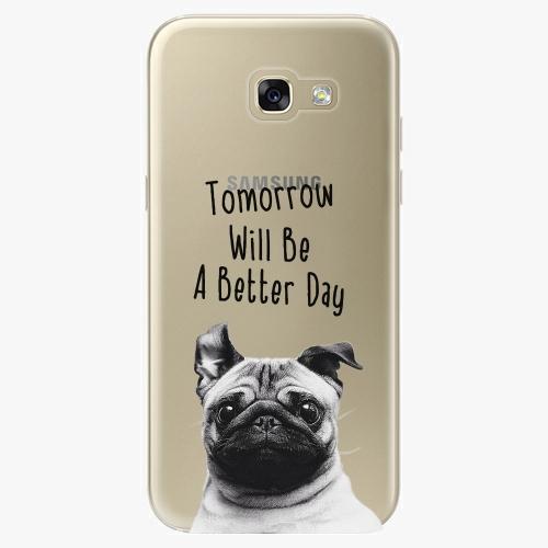 Silikonové pouzdro iSaprio - Better Day 01 na mobil Samsung Galaxy A5 2017