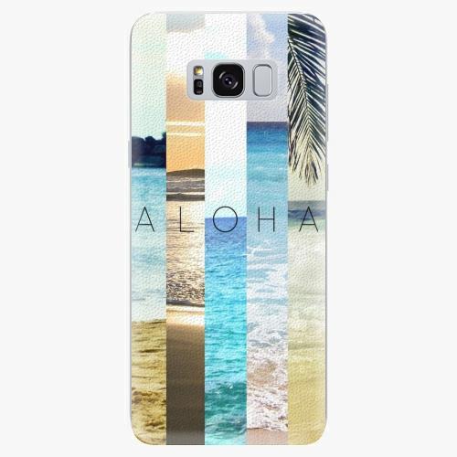 Silikonové pouzdro iSaprio - Aloha 02 na mobil Samsung Galaxy S8