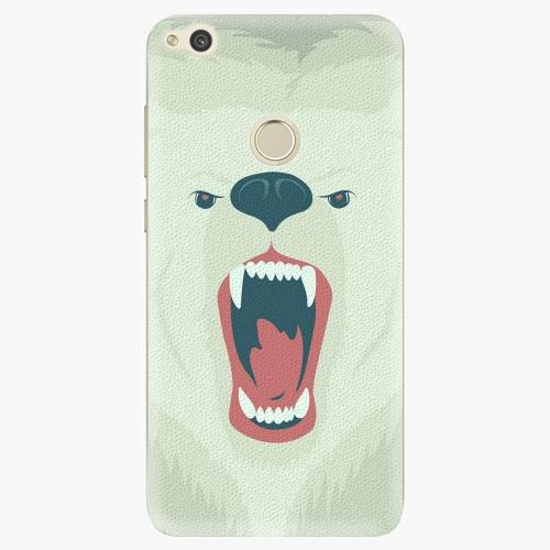 Silikonové pouzdro iSaprio - Angry Bear na mobil Huawei P9 Lite 2017