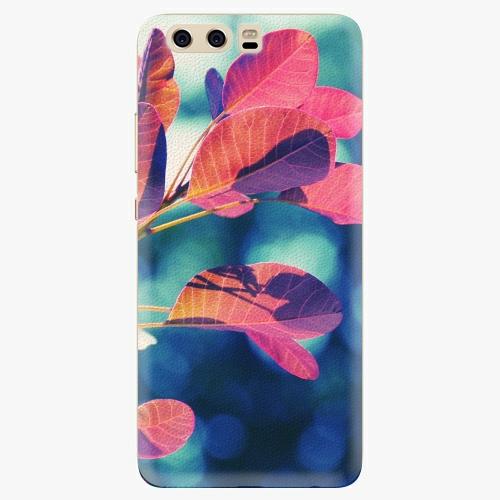 Silikonové pouzdro iSaprio - Autumn 01 na mobil Huawei P10