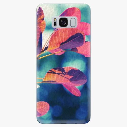 Silikonové pouzdro iSaprio - Autumn 01 na mobil Samsung Galaxy S8