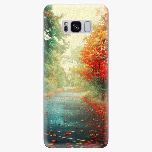 Silikonové pouzdro iSaprio - Autumn 03 na mobil Samsung Galaxy S8