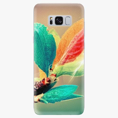Silikonové pouzdro iSaprio - Autumn 02 na mobil Samsung Galaxy S8