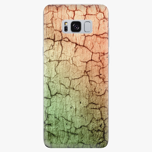 Silikonové pouzdro iSaprio - Cracked Wall 01 na mobil Samsung Galaxy S8