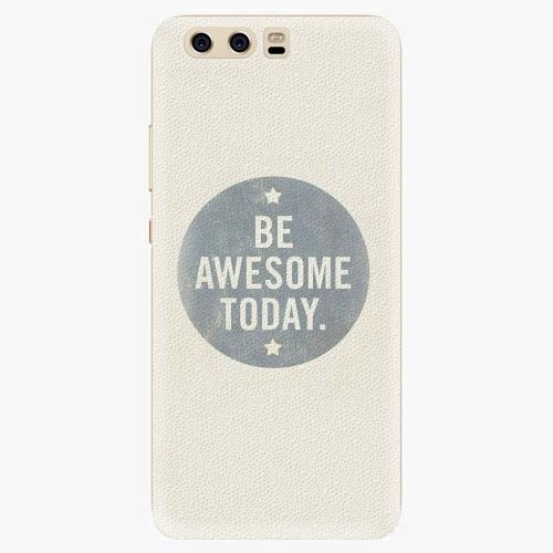 Silikonové pouzdro iSaprio - Awesome 02 na mobil Huawei P10