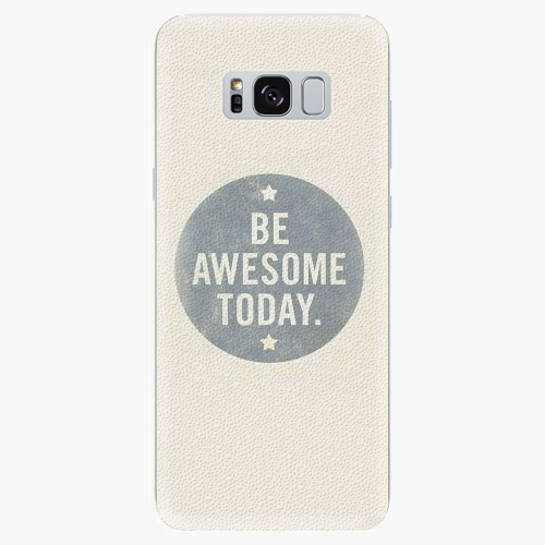 Silikonové pouzdro iSaprio - Awesome 02 na mobil Samsung Galaxy S8