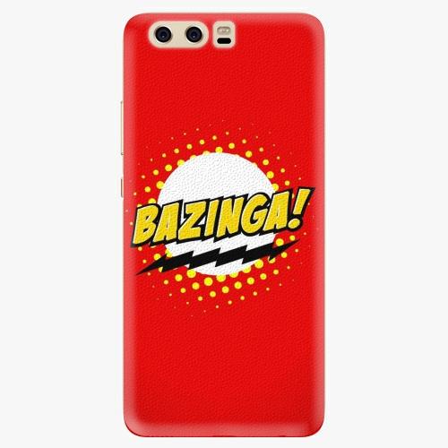 Silikonové pouzdro iSaprio - Bazinga 01 na mobil Huawei P10