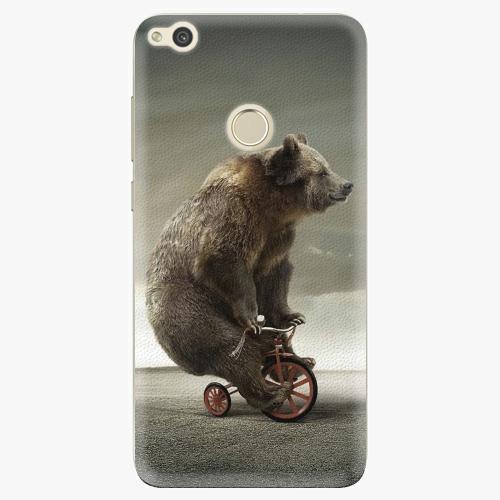 Silikonové pouzdro iSaprio - Bear 01 na mobil Huawei P9 Lite 2017