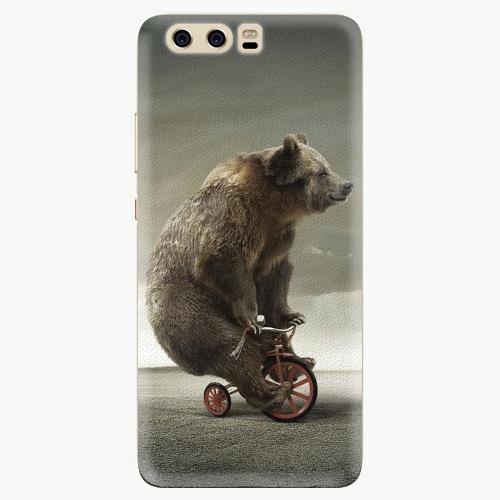 Silikonové pouzdro iSaprio - Bear 01 na mobil Huawei P10