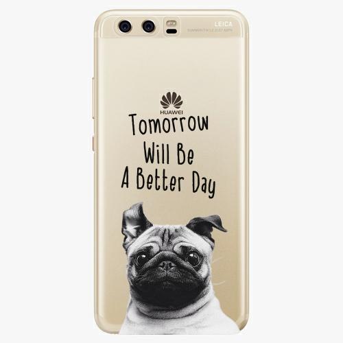 Silikonové pouzdro iSaprio - Better Day 01 na mobil Huawei P10