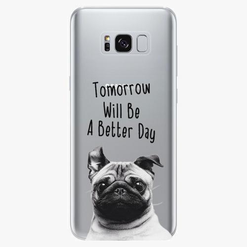 Silikonové pouzdro iSaprio - Better Day 01 na mobil Samsung Galaxy S8