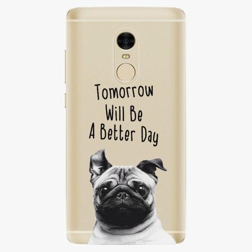 Silikonové pouzdro iSaprio - Better Day 01 na mobil Xiaomi Redmi Note 4