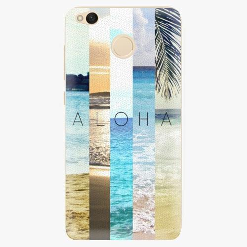 Silikonové pouzdro iSaprio - Aloha 02 na mobil Xiaomi Redmi 4X