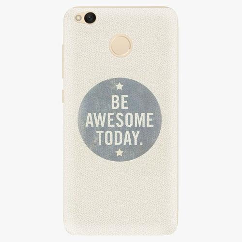 Silikonové pouzdro iSaprio - Awesome 02 na mobil Xiaomi Redmi 4X