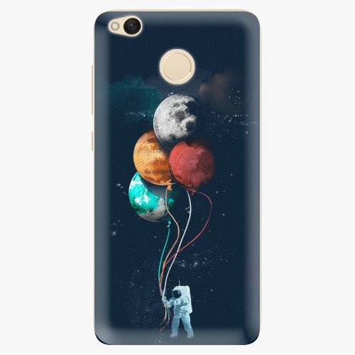 Silikonové pouzdro iSaprio - Balloons 02 na mobil Xiaomi Redmi 4X