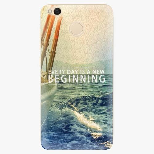 Silikonové pouzdro iSaprio - Beginning na mobil Xiaomi Redmi 4X