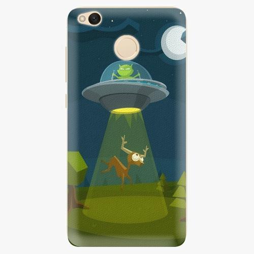Silikonové pouzdro iSaprio - Alien 01 na mobil Xiaomi Redmi 4X