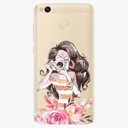 Silikonové pouzdro iSaprio - Charming na mobil Xiaomi Redmi 4X