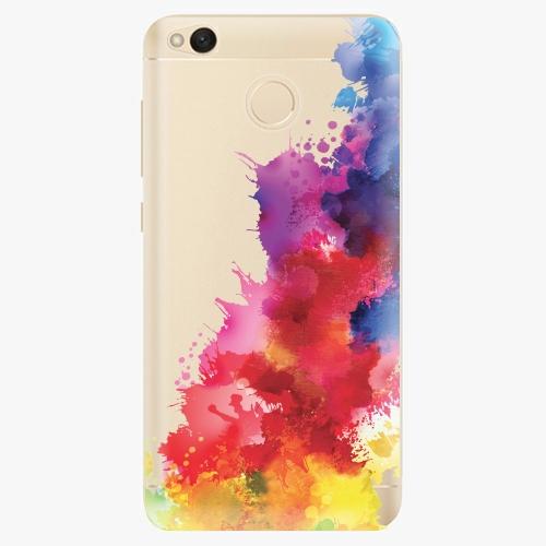 Silikonové pouzdro iSaprio - Color Splash 01 na mobil Xiaomi Redmi 4X